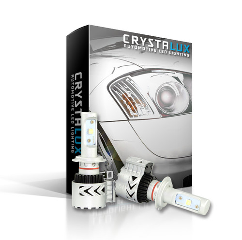 CrystaLux XHP Series LED Headlight/Fog Light Conversion Kit