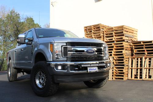 Baja Designs Ford 2015-2018 F150 & 2017-2018 Super Duty, Fog Pocket Kit
