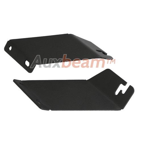 "20"" Light Bar Hood Mounting Brackets for 2007-2015 Jeep Wrangler"