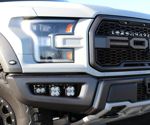 """Baja Designs Ford, Raptor 2017 Fog Pocket Kit """"Pro"""""""