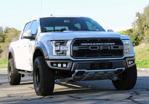 "Baja Designs Ford, Raptor 2017 Fog Pocket Kit ""Unlimited"""