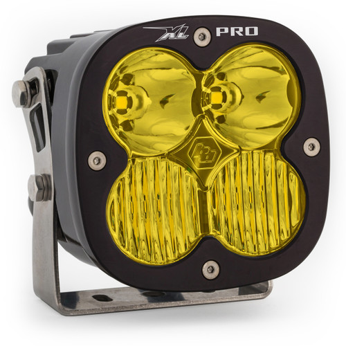 Baja Designs XL Pro, LED Driving/Combo, Amber