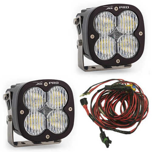 Baja Designs XL Pro, Pair Wide Cornering LED