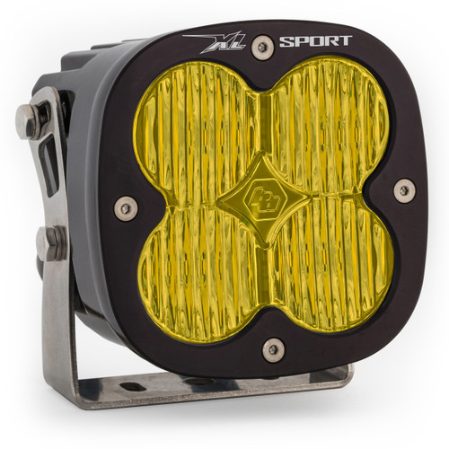 Baja Designs XL Sport, LED Wide Cornering, Amber