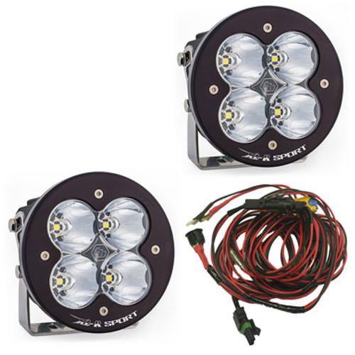 Baja Designs XL-R Sport, Pair High Speed Spot LED