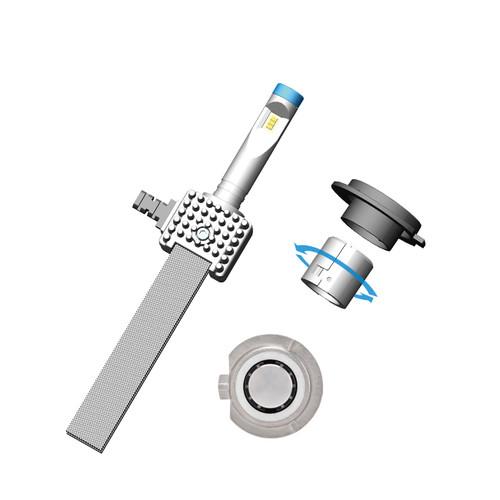 CrystaLux G9 Series LUMILEDS LED Headlight Conversion Kit