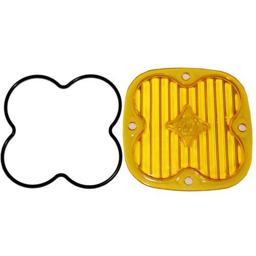 Baja Designs Squadron Series, Amber Wide Cornering Lens Kit