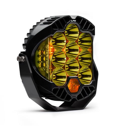 Baja Designs LP9, LED Racer Edition, Spot, Amber