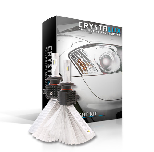 CrystaLux G9 Series LED Headlight Bulbs for Ford F-150 (2015+)