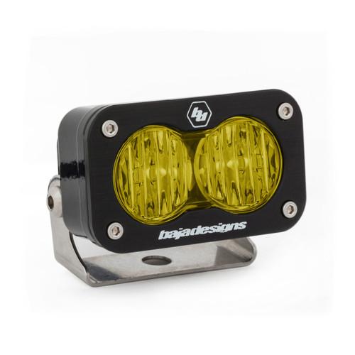 Baja Designs S2 Pro LED Wide Cornering, Amber