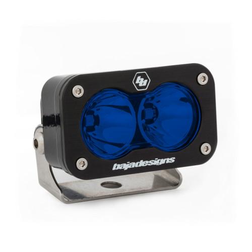 Baja Designs S2 Pro, LED Spot, Blue