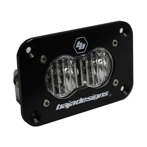 Baja Designs S2 Pro, Flush Mount, LED Wide Cornering