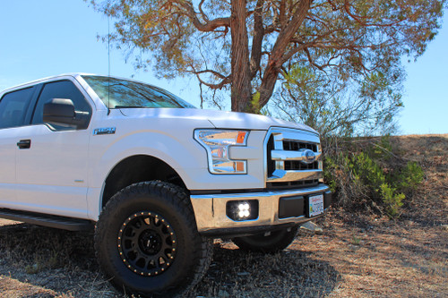 Baja Designs F-150 (2015+) XL Fog Pocket Kit