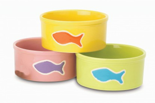 Colorful Fishy Bowls