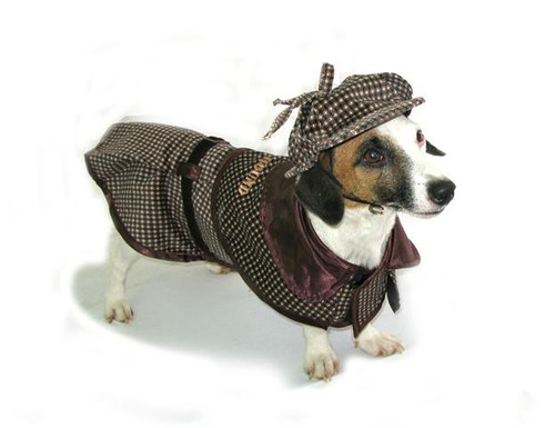 Sherlock Hound Pet Costume