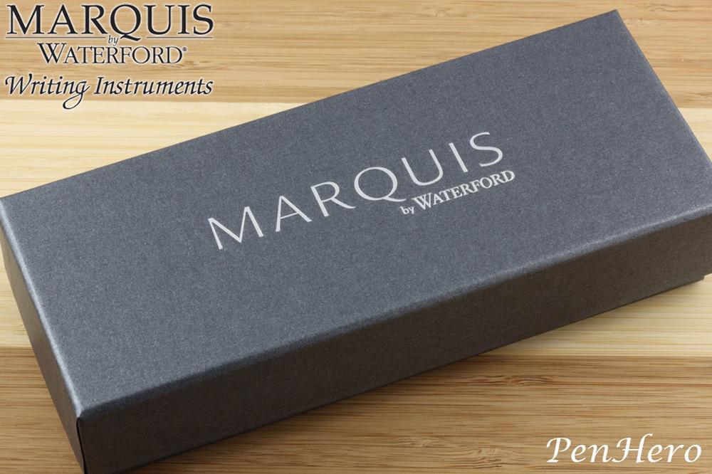 Waterford Marquis Versa Blue Ballpoint Pen