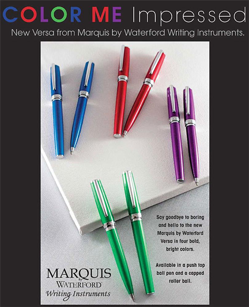 Waterford Marquis Versa full line