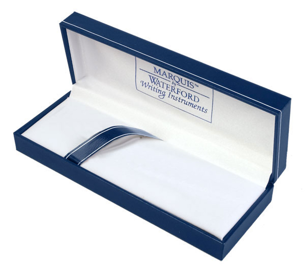 Waterford Marquis Blue Gift Box