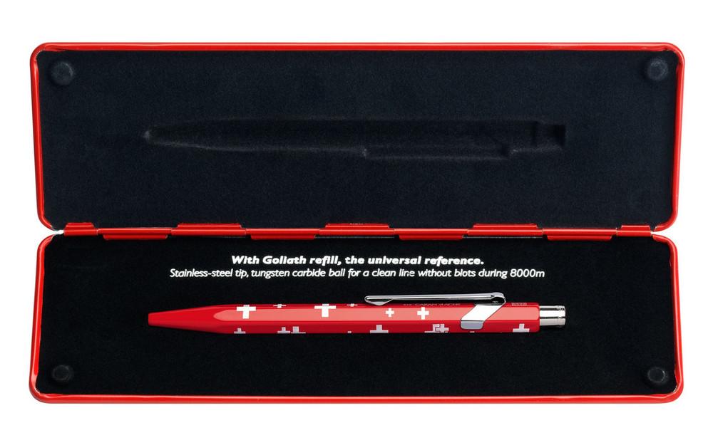 Caran d'Ache 849 TOTALLY SWISS ballpoint pen
