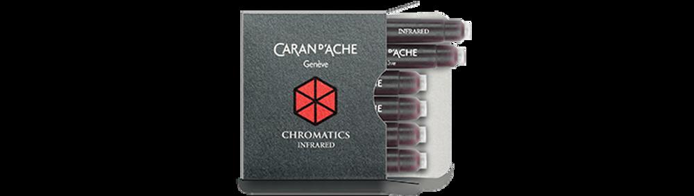 Caran d'Ache Infra Red Ink Cartridges