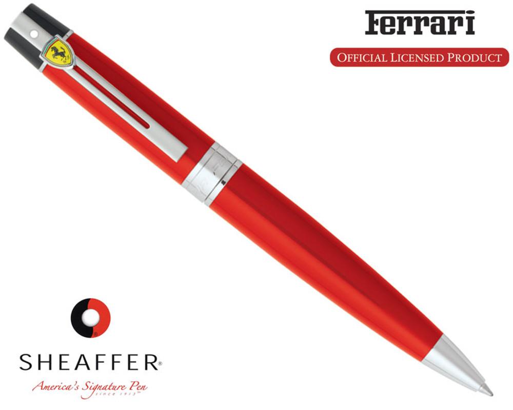 Sheaffer Ferrari 300 Red Ballpoint Pen