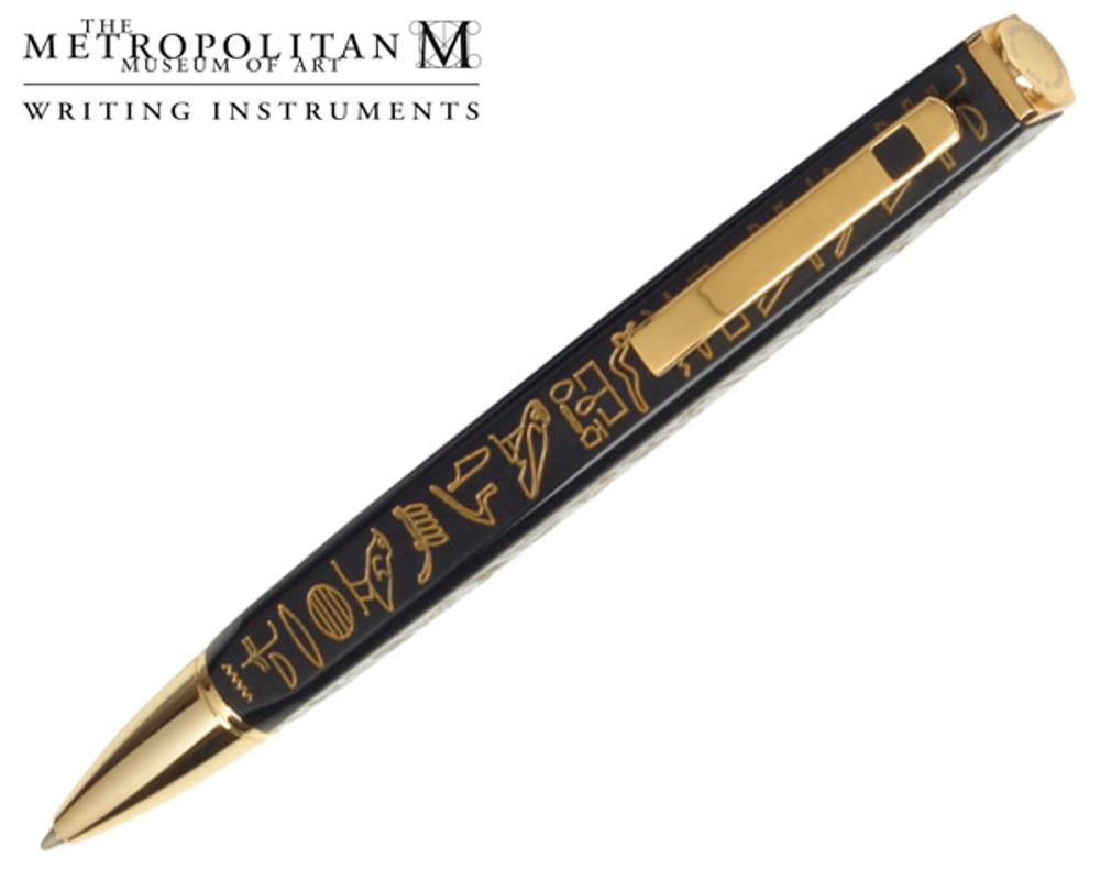 The Metropolitan Museum of Art Hieroglyphics Ballpoint Pen