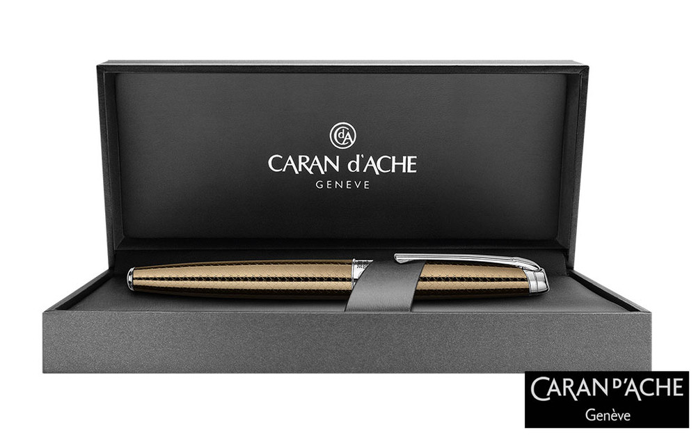 Caran d'Ache Leman Caviar Rollerball Pen