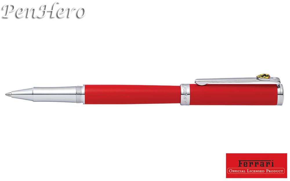 Sheaffer Ferrari Intensity Satin Red Ballpoint Pen