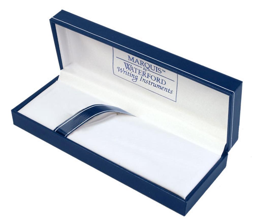 Waterford Marquis Claria Gunmetal Fountain Pen Medium