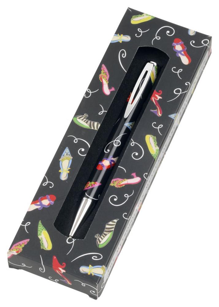The Metropolitan Museum of Art Shoes Ballpoint Pen in gift box