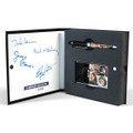 The Beatles: LET IT BE Rollerball Pen & Card Case Set gift box