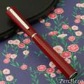 Giuliano Mazzuoli Moka Red 3 in 1 Fountain Pen
