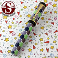 Santini Italia Pois Green Blue Lavender Polka Dots Rollerball Pen