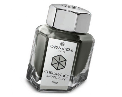Caran d'Ache Infinite Grey Ink Bottle