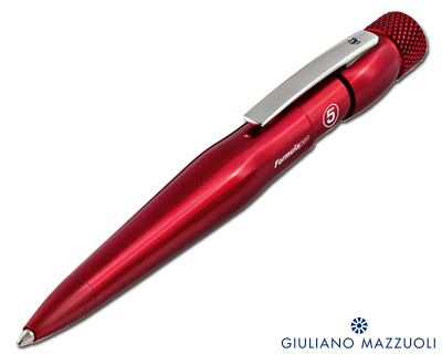 Giuliano Mazzuoli Formula Rosso Corsa Ballpoint Pen / 0.7 mm Pencil