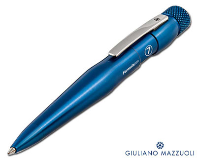 Giuliano Mazzuoli Formula Blue of France Ballpoint Pen / 0.7 mm Pencil