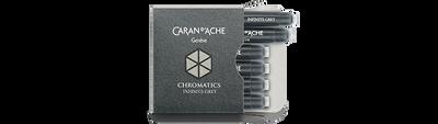 Caran d'Ache Infinite Grey Ink Cartridges