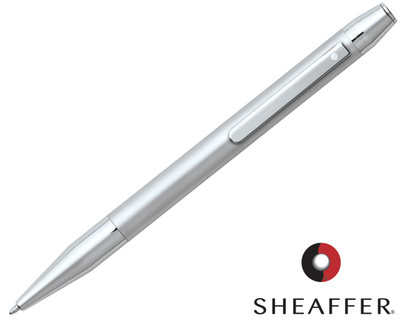 Sheaffer Defini Satin Chrome Ballpoint Pen