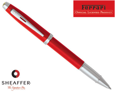 Sheaffer Ferrari 100 Red Rollerball Pen