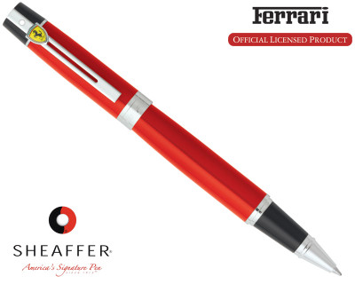 Sheaffer Ferrari 300 Red Rollerball Pen