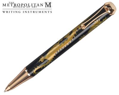 The Metropolitan Museum of Art Samurai Dragon Ballpoint Pen