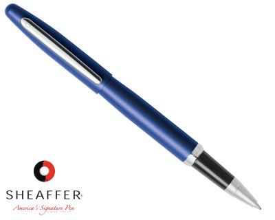 Sheaffer VFM Neon Blue Rollerball Pen