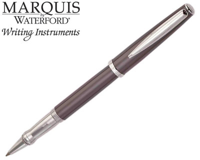 Waterford Marquis Claria Gunmetal Rollerball Pen