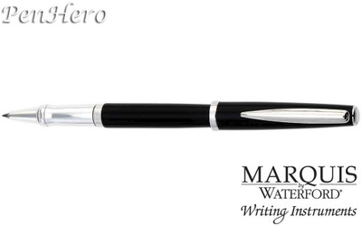 Waterford Marquis Claria Black Lacquer Rollerball Pen