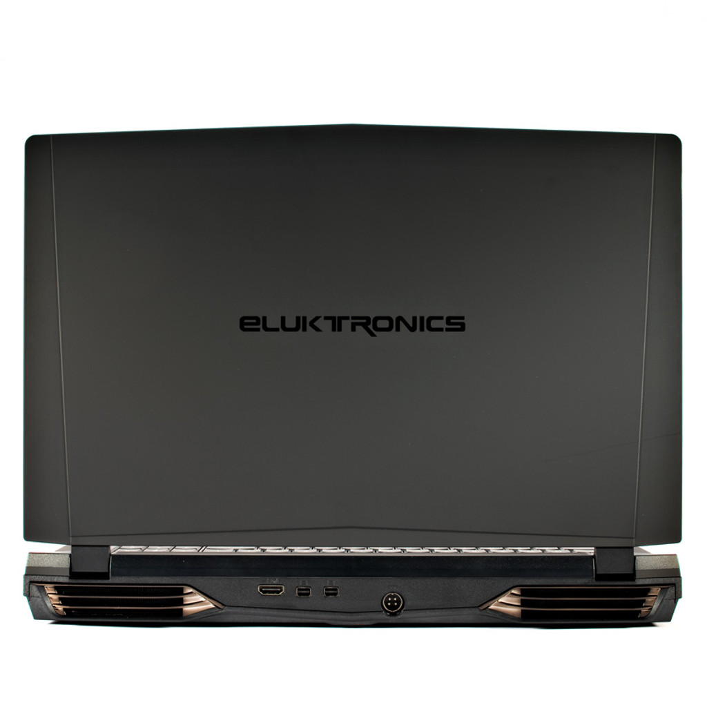 "Eluktronics P750DM2-G 15.6"" Eluktro Pro-X RTS Gaming Laptop (1TB PCIe + 64GB RAM)"