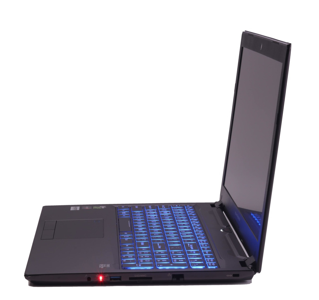Eluktronics Pro-X P950HR Premium NVIDIA® GeForce® GTX 1070 Max-Q VR Ready Gaming Laptop
