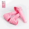 * 10pk Dotty Party Blowout - Pink