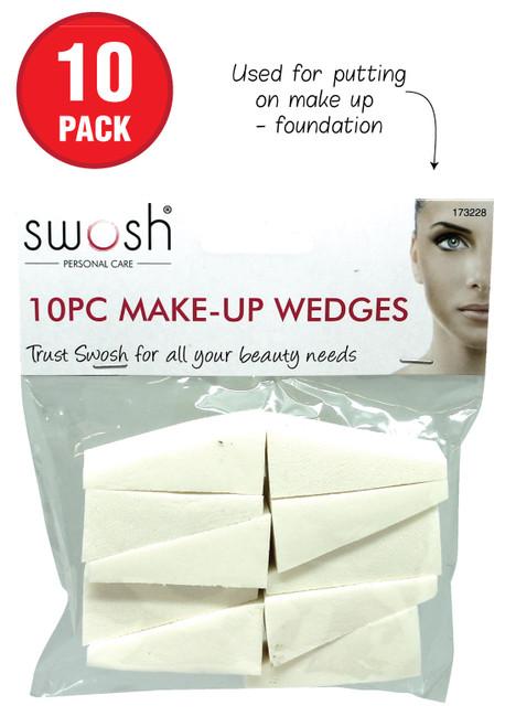 189427 - 10pc Make Up Wedges