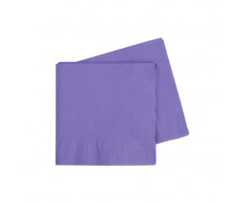 FS Cocktail Napkin 250mm Lilac 40pk