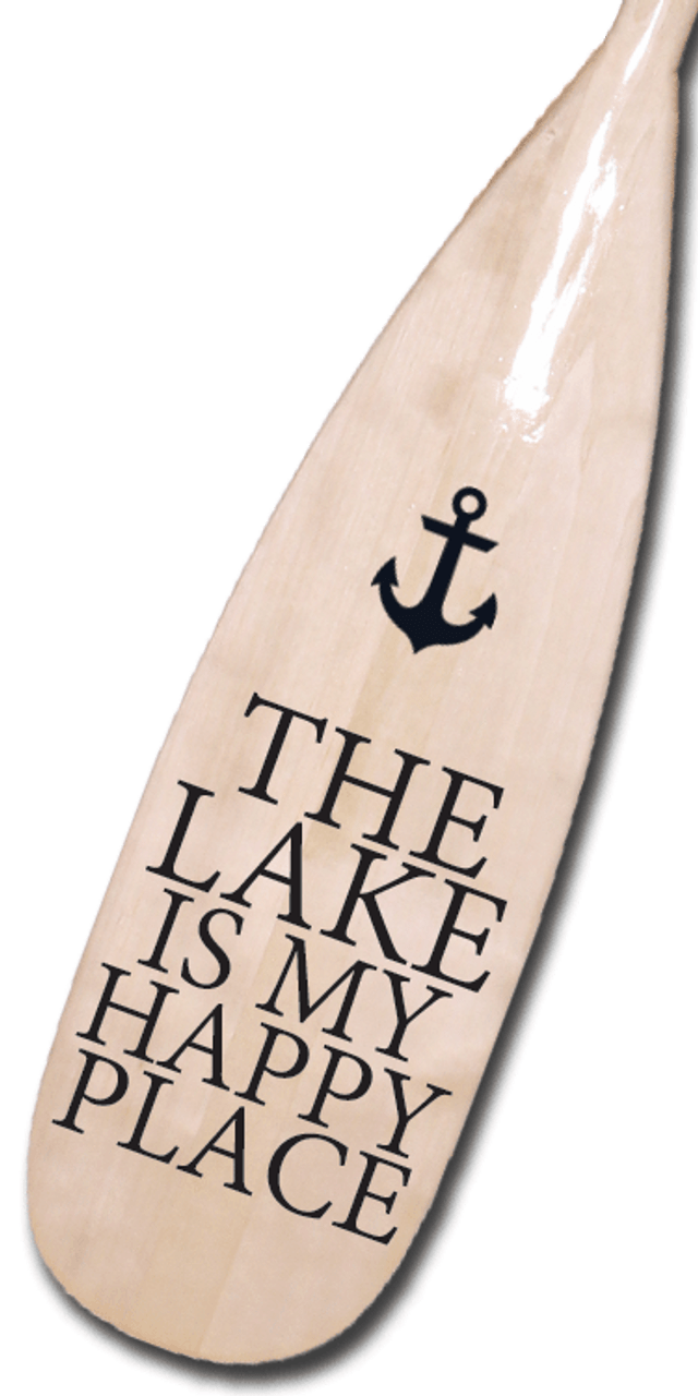 Happy Place Paddle